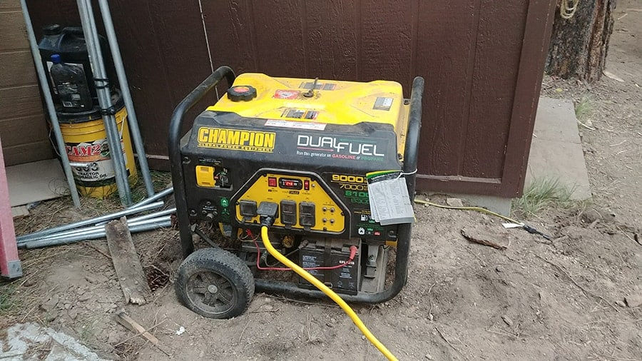 Champion 76533: My favorite generator for off-grid living