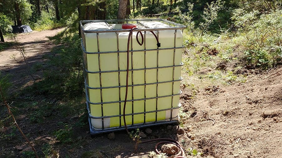 Where I get 275-Gallon Water Tanks for Cheap! – Outdoor Troop