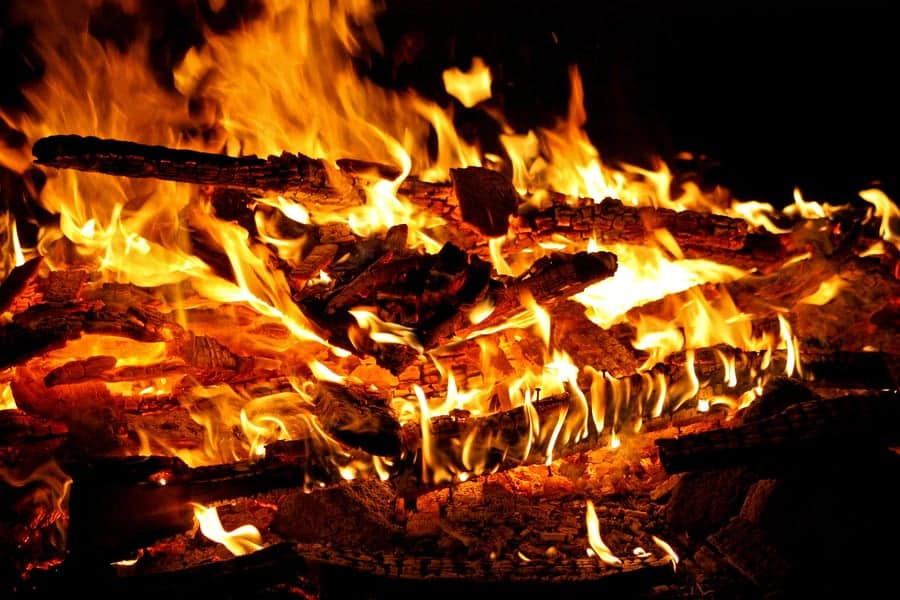 11 Tips To Start Fires In Your Cabin Fireplace Or Wood Stove