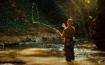 What is Fly Fishing Backing?