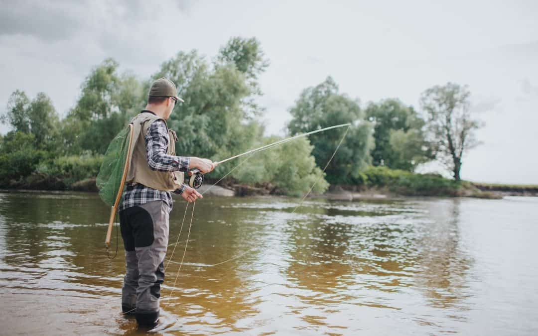 How to Get Started Fly Fishing if You've Never Done it Before