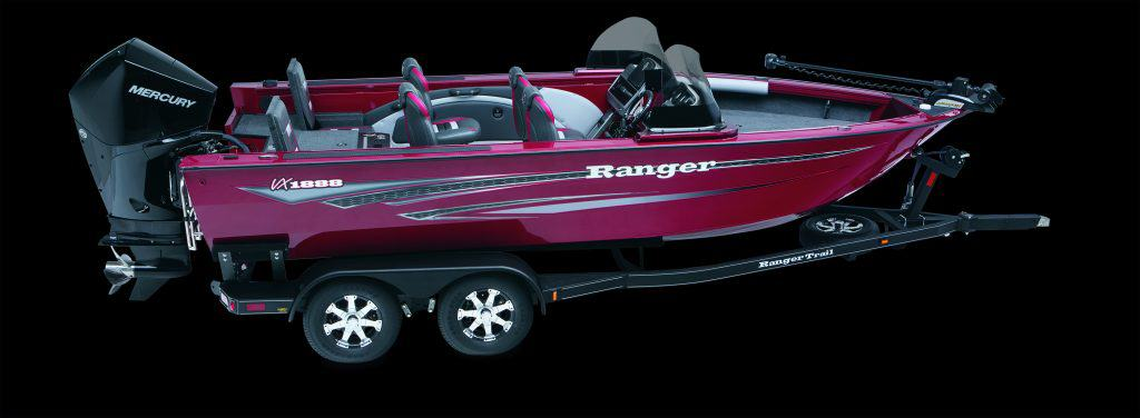 How Much Does a Bass Boat and Trailer Weigh (With 17