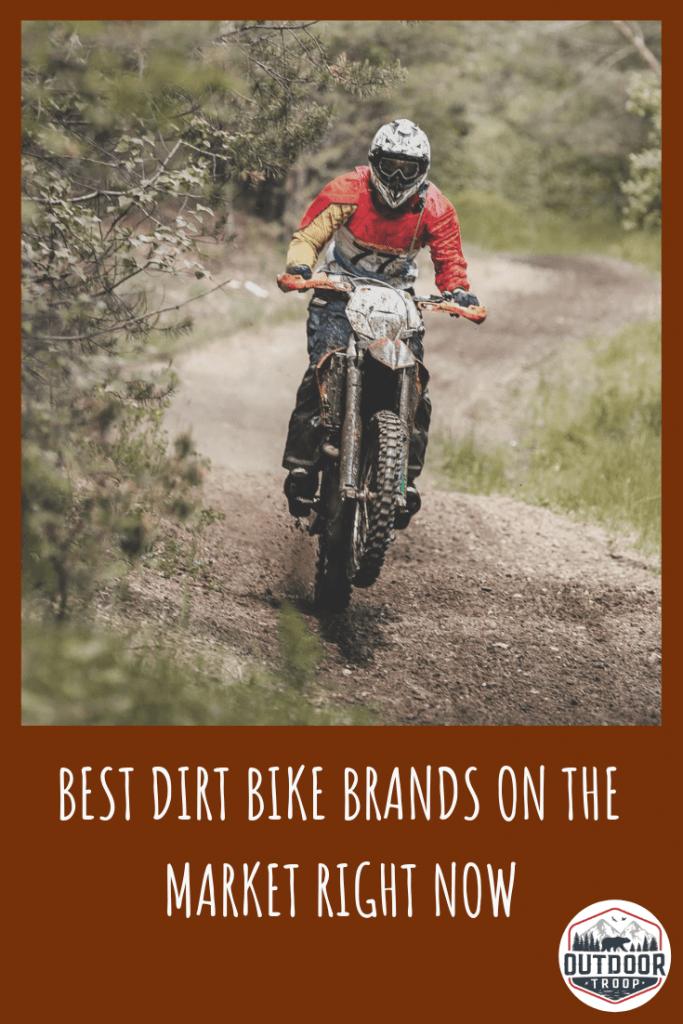 Best Dirt Bike Brands on the Market Right Now – Outdoor Troop