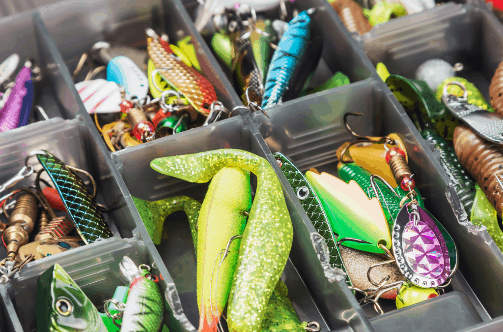 Can Fishing Lures be Taken on a Flight as a Carry-On?