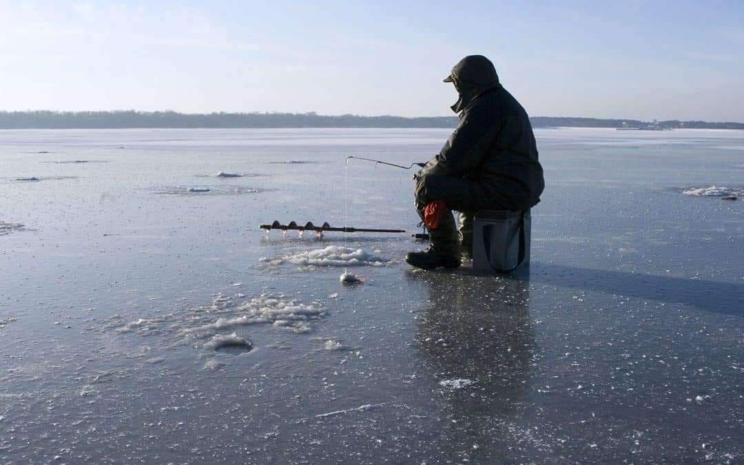 What is Ice Fishing (A simple answer with pictures)