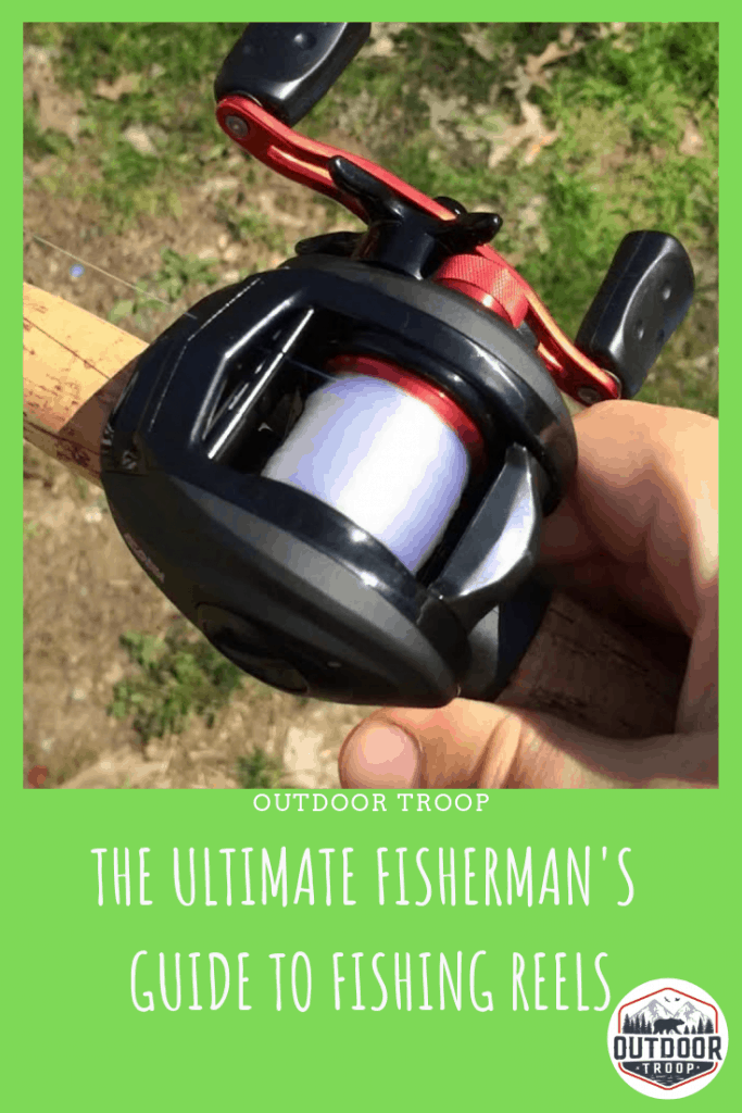 The Ultimate Fisherman's Guide to Fishing Reels – Outdoor Troop
