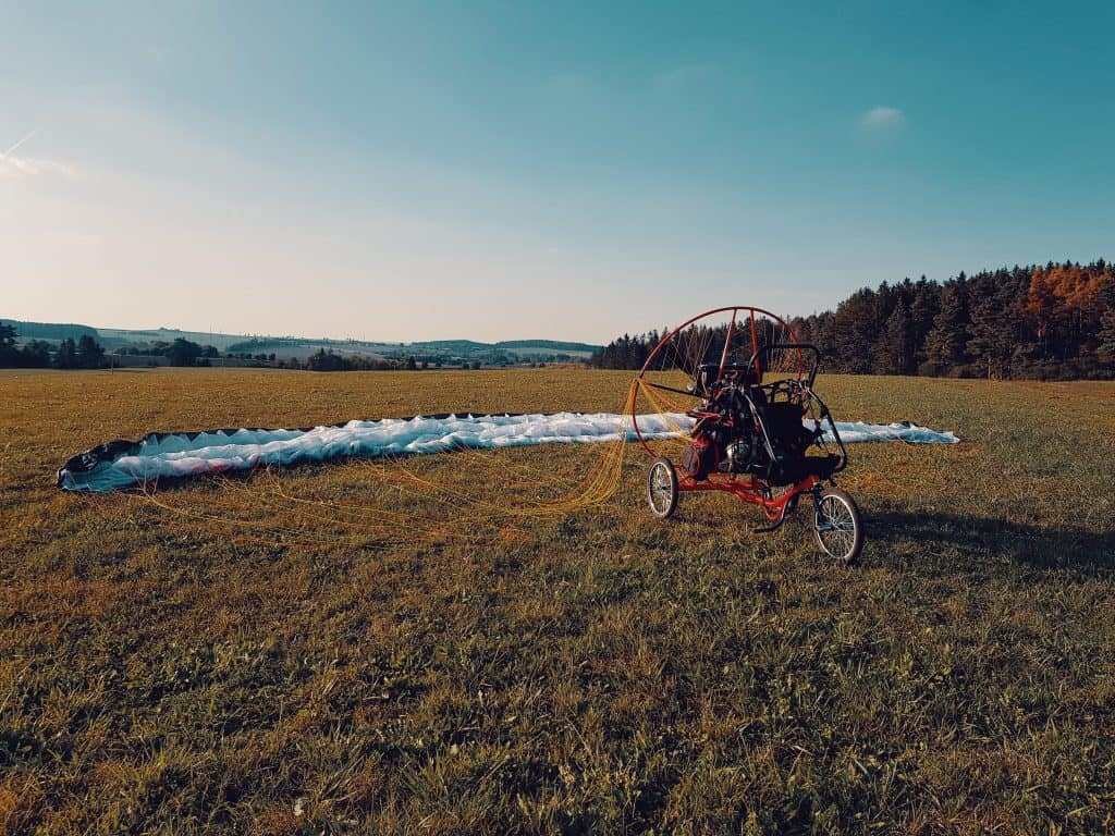 Paramotor Quad vs Trike: What's Right for You? – Outdoor Troop