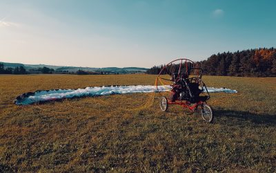Paramotor Quad vs Trike: What's Right for You?