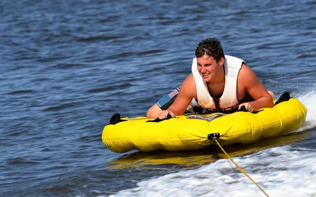 Can a Jet Ski Pull a Tube Well?  Is it a Good Ride?