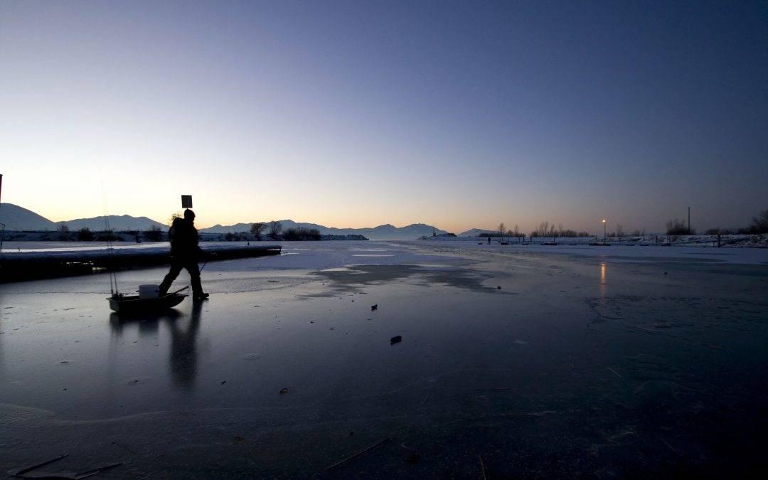 Where to Go Ice Fishing Near Salt Lake City, Utah
