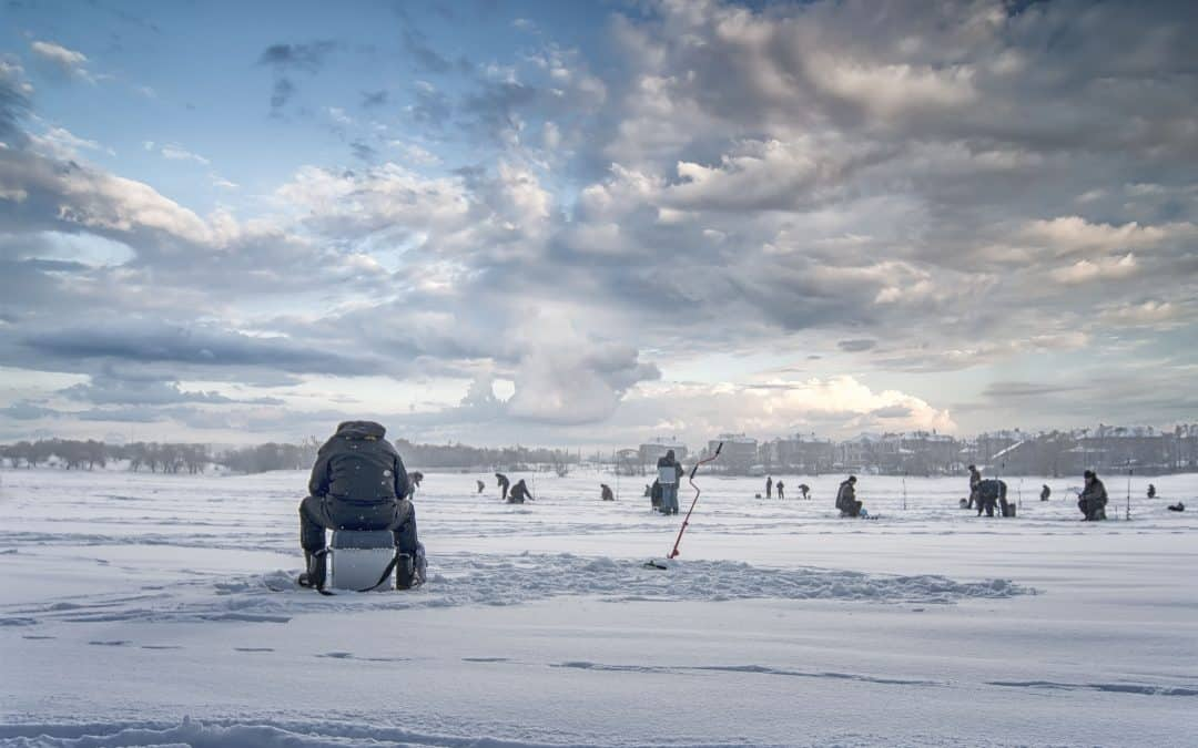 How to Catch Kokanee While Ice Fishing