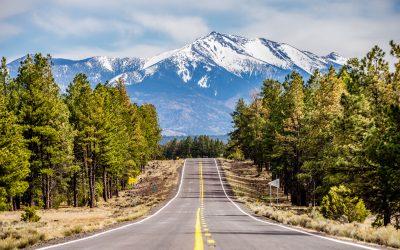 11 Perfect Sledding Spots Near Flagstaff Arizona