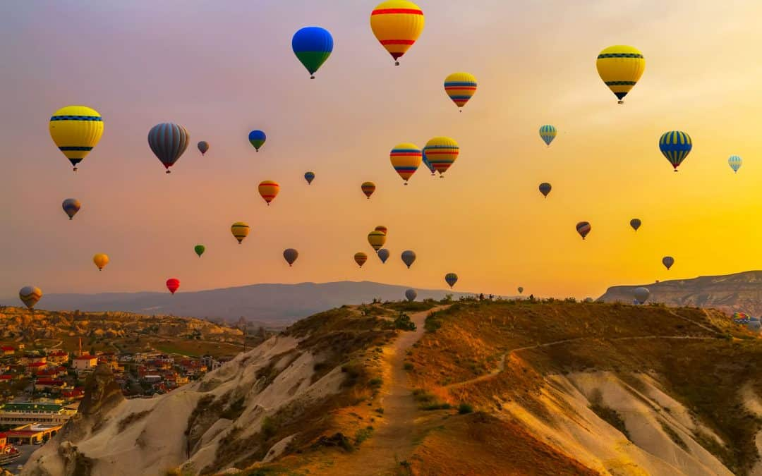 21 Helpful Tips for Photographing a Hot Air Balloon Festival