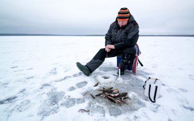 Where to Go Ice Fishing in Pennsylvania