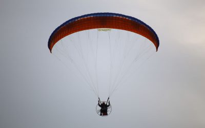 How Much Can You Weigh and Still Ride a Paramotor?
