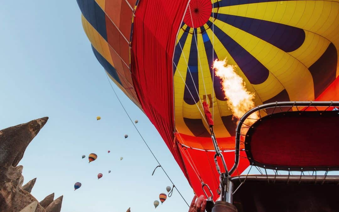 What Type of Fuel Does a Hot Air Balloon Use?
