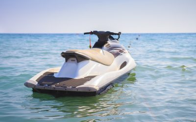 How to Set Up a Jet Ski for Fishing