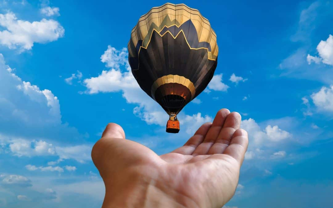What Makes a Hot Air Balloon Rise?