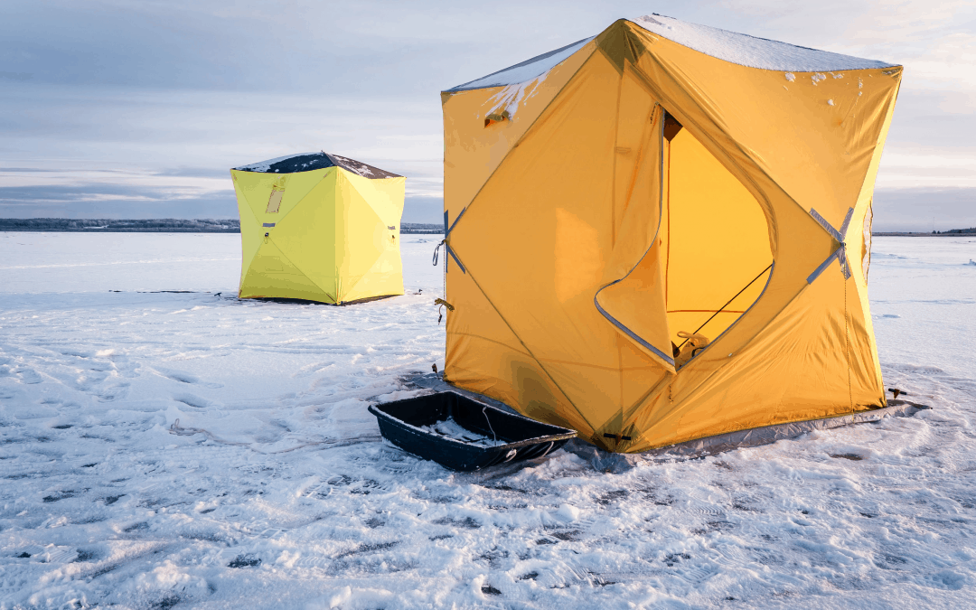 7 of the Best Ice Fishing Tent Shelters on the Market