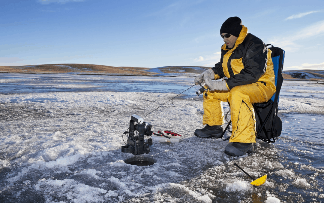 Where to Go Ice Fishing in New York State
