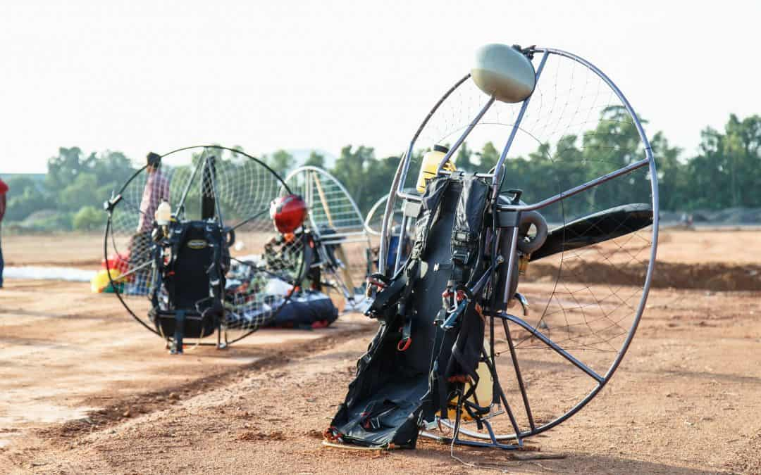 How Long do Paramotor Engines Last Before they Break?