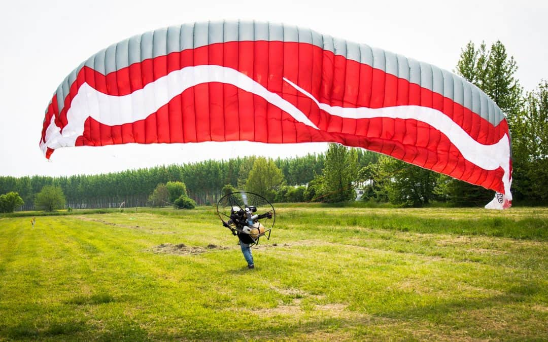 Buying a Used Paramotor: How Not to Get Swindled