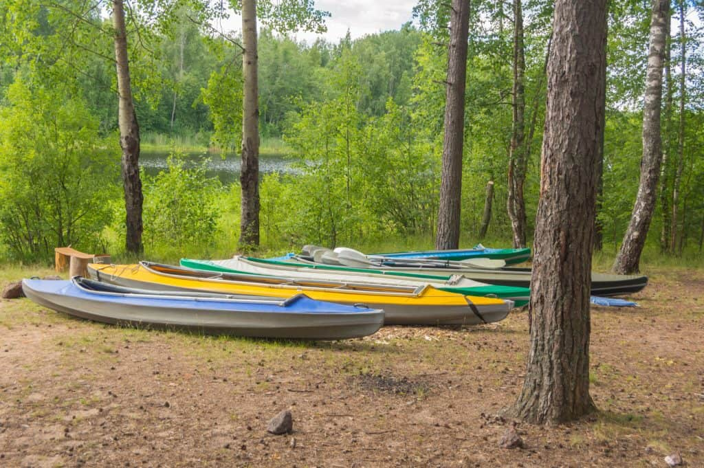 How Much Weight Can a Canoe Hold? (With 15 Examples of