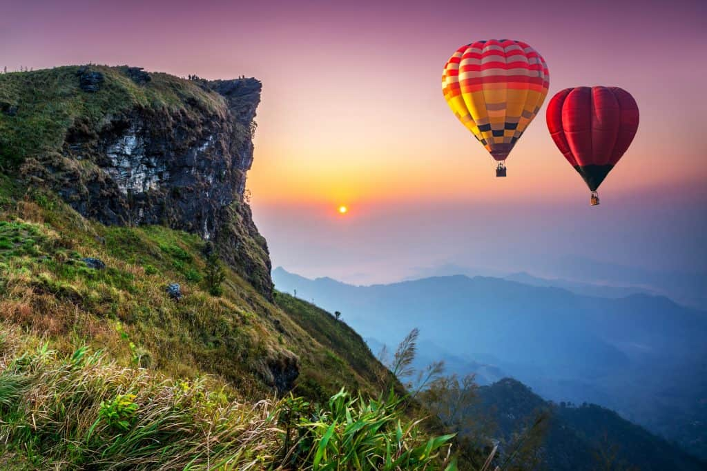 How Long Does it Take to Become a Hot Air Balloon Pilot ...