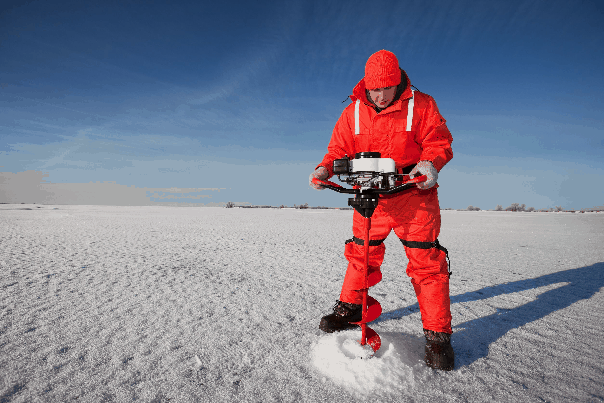 7 Best Gas-Powered Ice Fishing Augers (And Which One I'd Pick!)