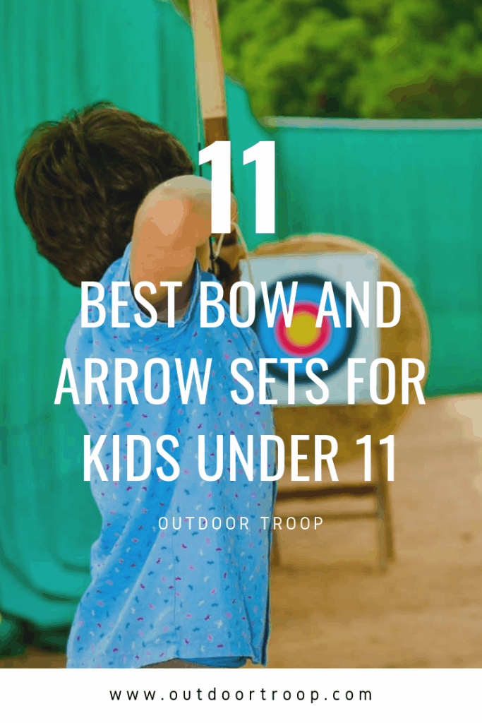 11 Best Bow and Arrow Sets for Kids Under 11 – Outdoor Troop