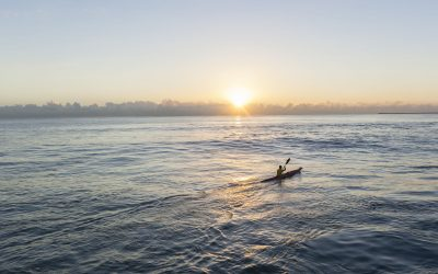 How to Paddle a Canoe Solo (Without Going Around in Circles)