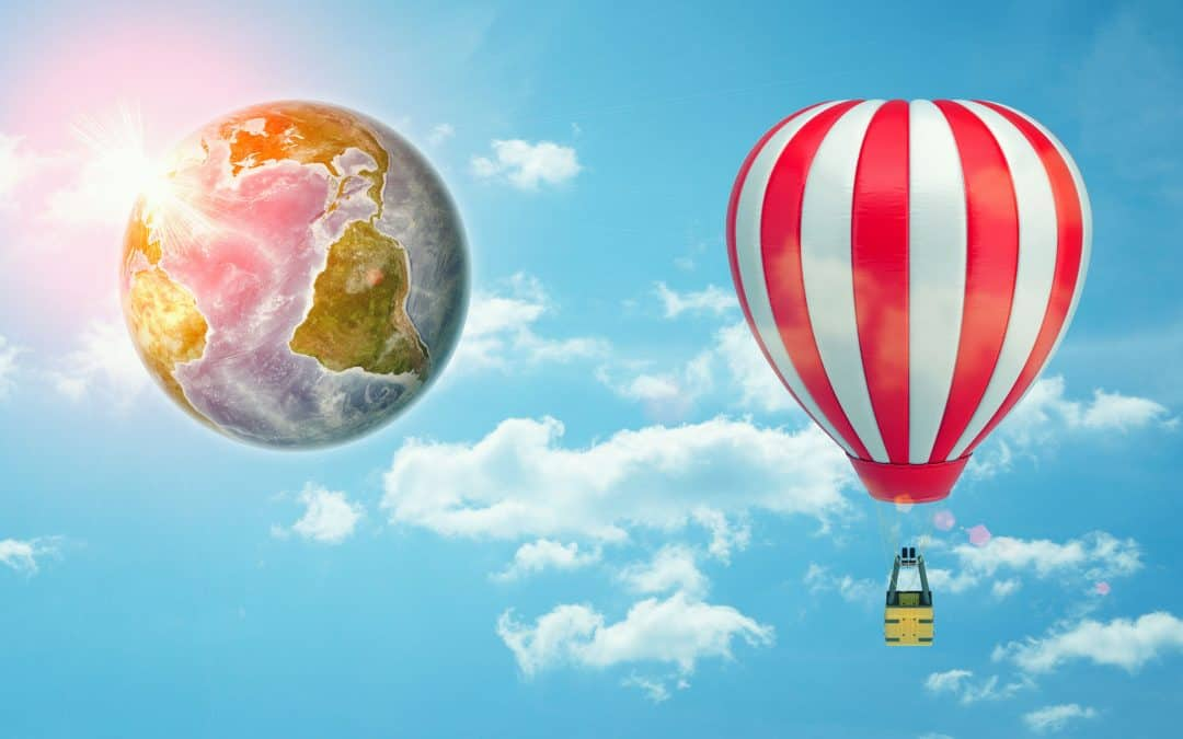 How Wide is a Hot Air Balloon?