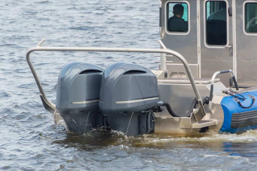 Jet Outboard Problems