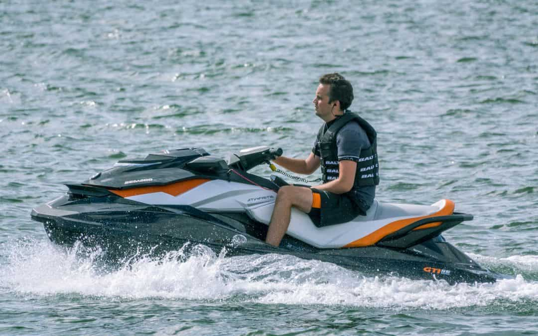 Legal Age for Driving a Jet Ski in South Carolina