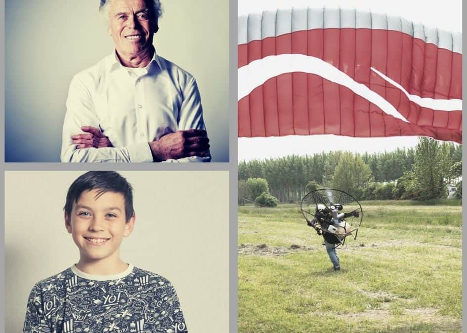 Age Requirements for Being a Paramotor Pilot