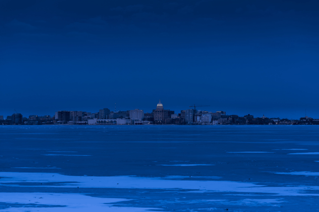 Encounter On Lake Mendota >> Where To Go Ice Fishing Near Madison Wisconsin Outdoor Troop