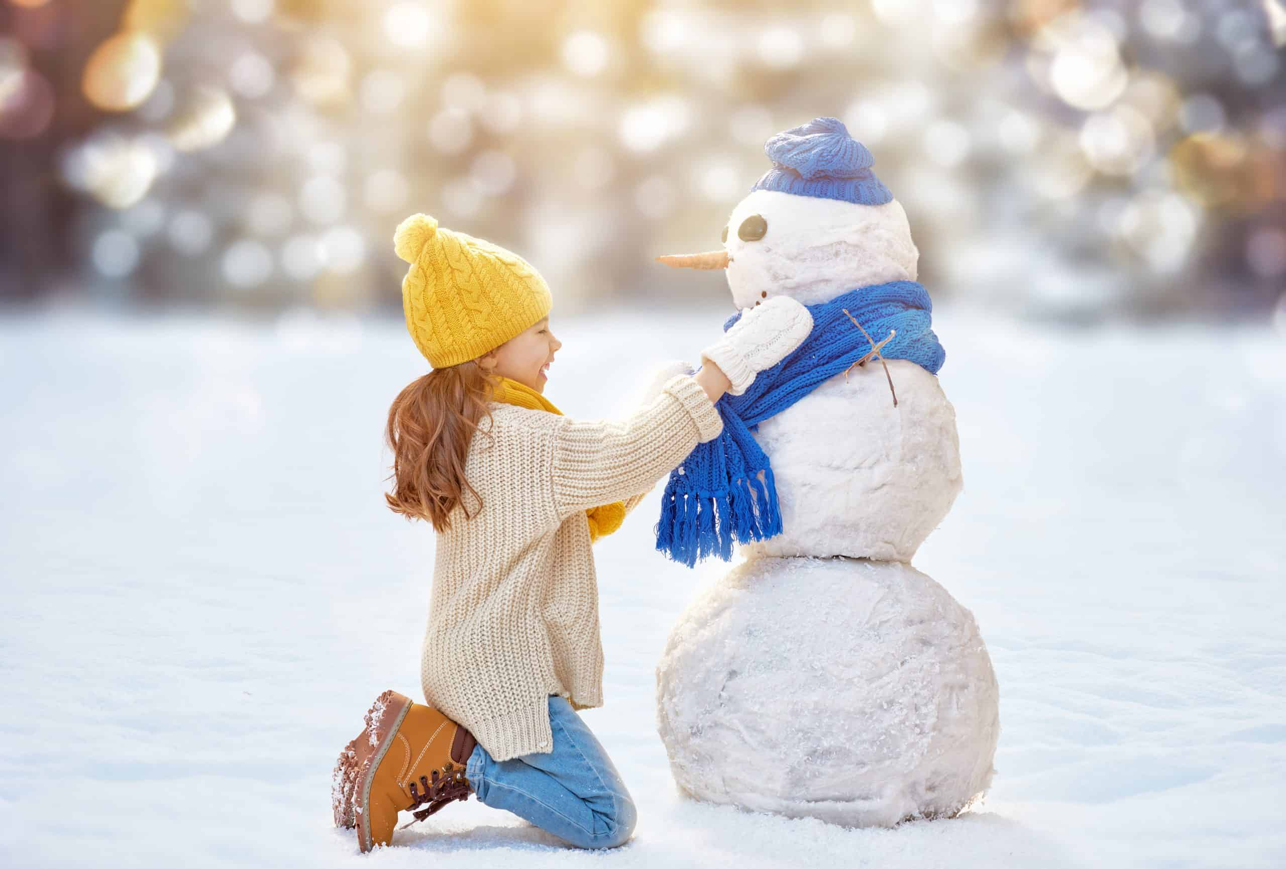The Best Snowman Accessories to Have the Coolest Snowman on the Block