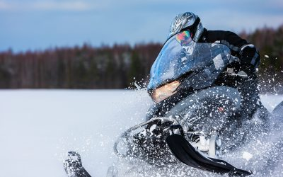 How to Properly Lift Your Snowmobile