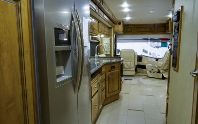 How to Keep Your Travel Trailer Fridge Cold When Driving