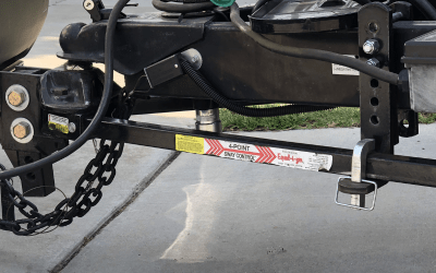 Choosing The Proper Weight Distribution Hitch For Your Travel Trailer