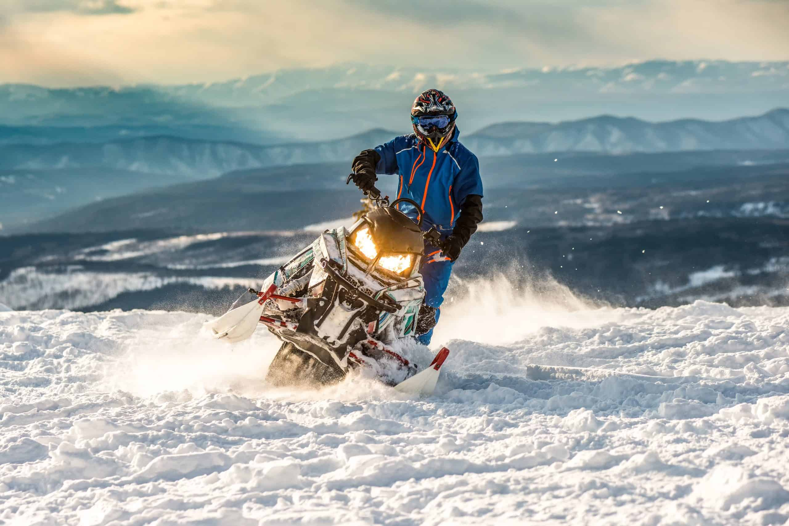Essentials for Your New Snowmobile