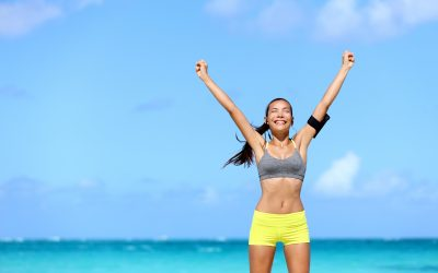 When Does Running Become Enjoyable?