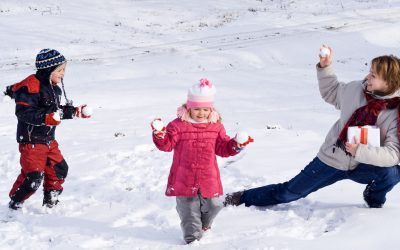 How to Have a Snowball Fight – Are There Rules?