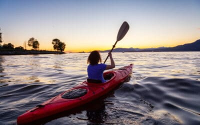Twist in Your Kayak Paddle? Here's Why