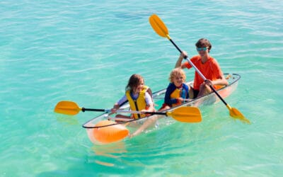 Tips for Kayaking When You Can't Swim